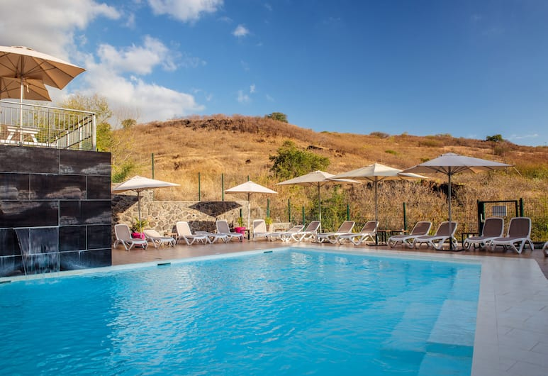 多摩飯店, 聖保羅, 室外游泳池