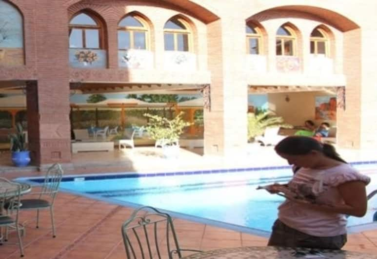 Hotel Alkabir, Marrakesh, Piscina all'aperto