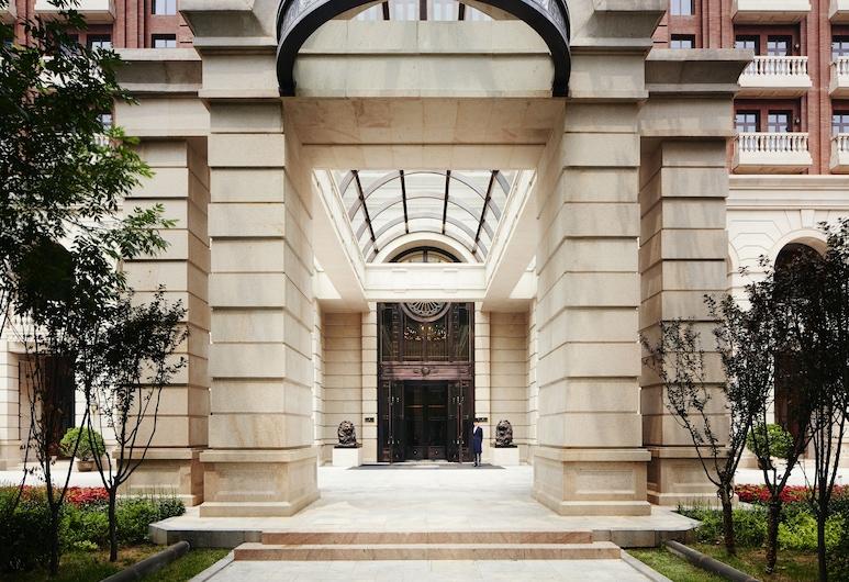 The Ritz-Carlton, Tianjin, Tianjin, Pintu Masuk Hotel