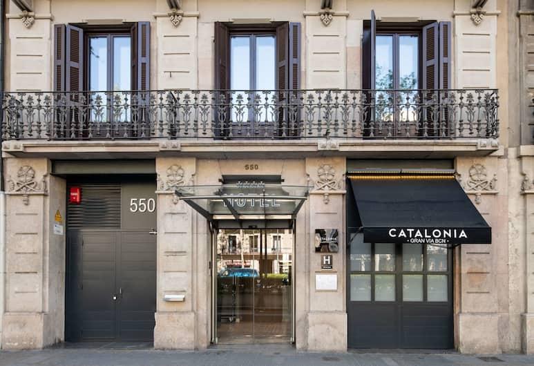 Hotel Catalonia Gran Vía BCN, Barcelone, Extérieur