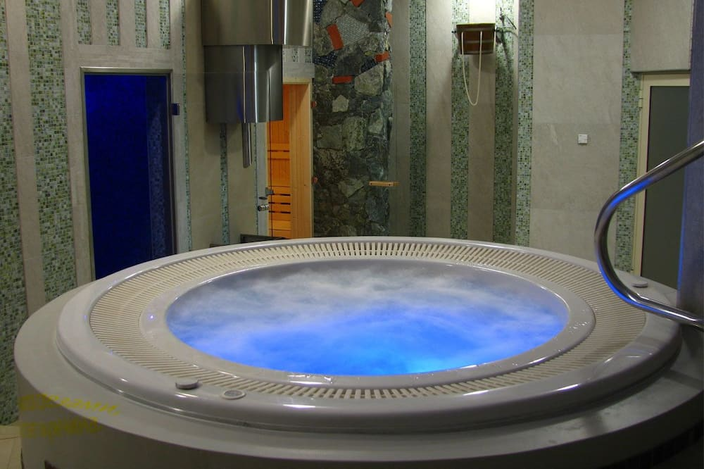 SPA vonia viduje