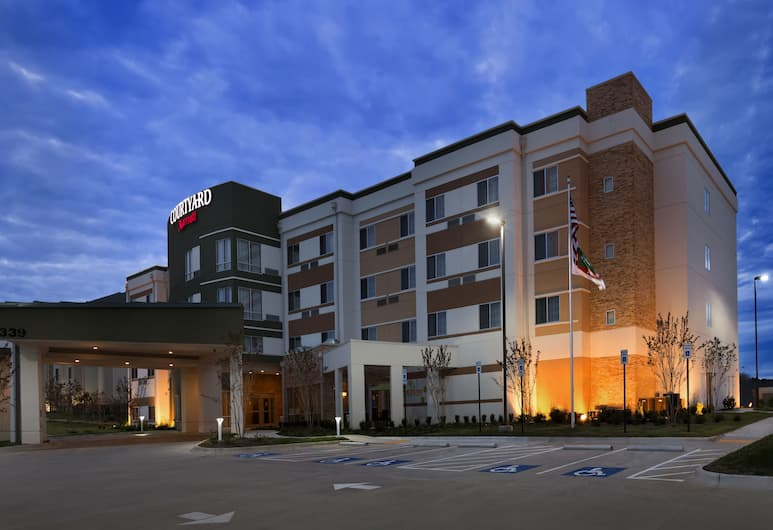 Courtyard by Marriott Little Rock North, North Little Rock, Exterior