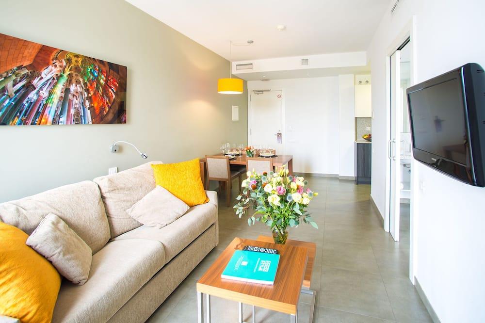 Standard Apartment, 1 Bedroom (2 pax) - Living Area