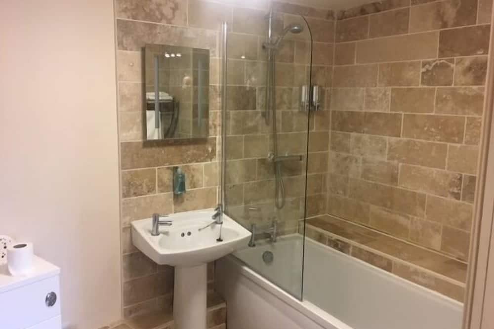 트윈룸, 앙스위트 - 욕실