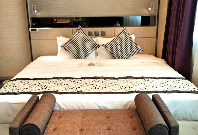 Sohotel, Hong Kong, Signature Studio (with free Airport Express ticket), Guest Room