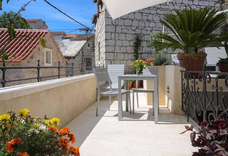Divota Apartment Hotel, Split, Terrasse/Patio