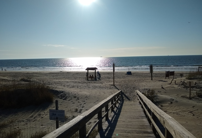 Surf Song Bed & Breakfast, Isla Tybee, Playa