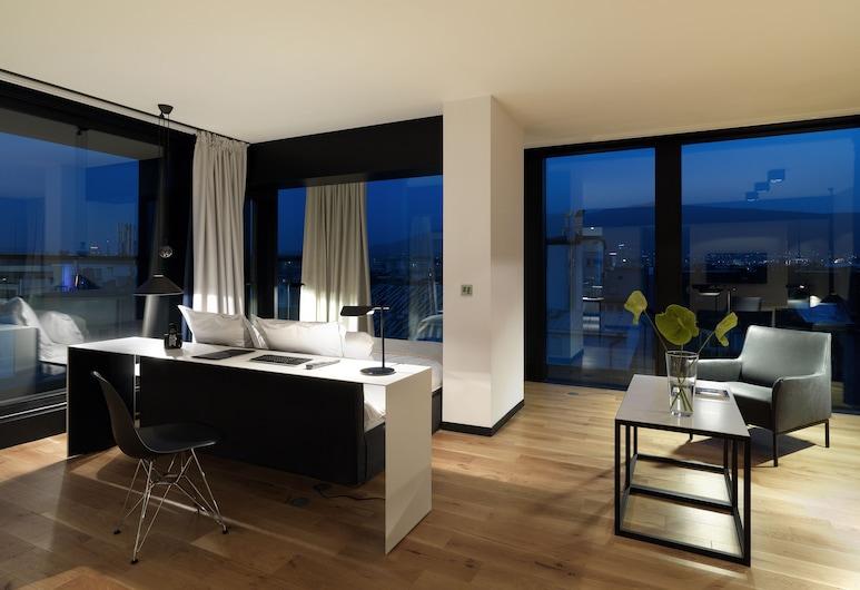 Sense Hotel Sofia, Sofia, Suite, Chambre