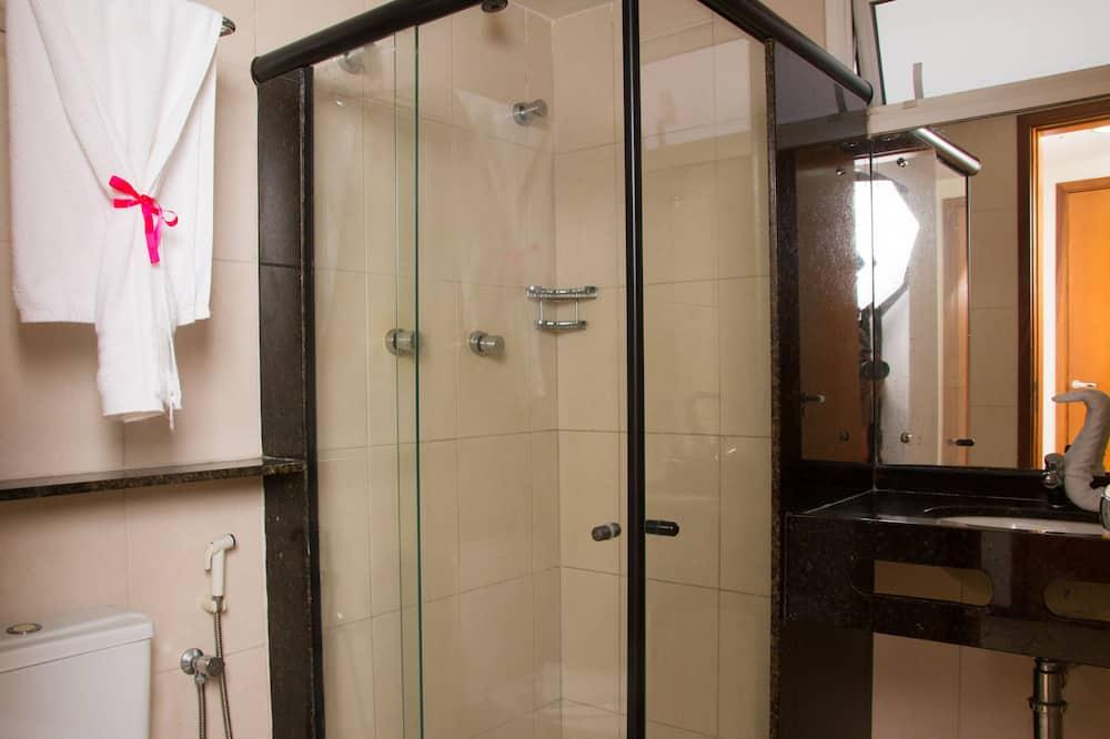 Apartamento Quadruplo - Bathroom