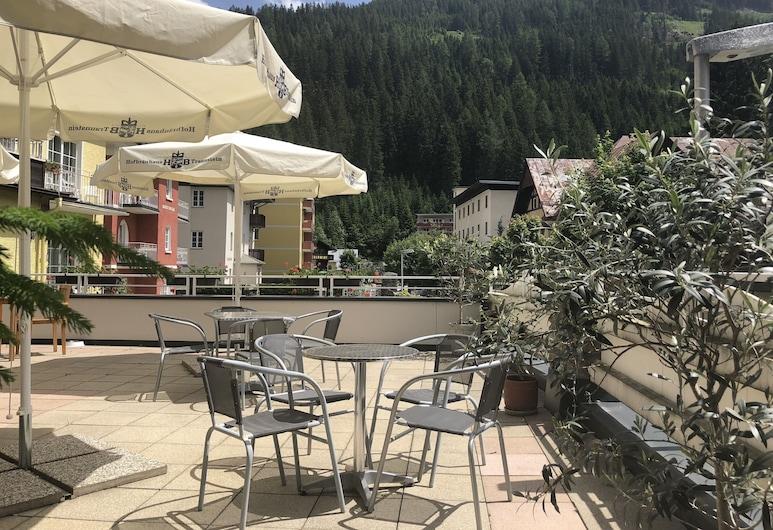 Boutiquehotel Lindenhof, Bad Gastein, Terase/iekšējais pagalms