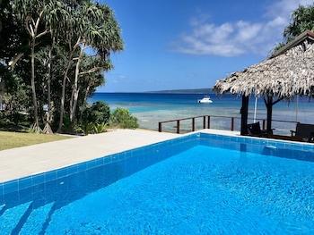 Φωτογραφία του Coco Beach Resort, Πορτ Βίλα