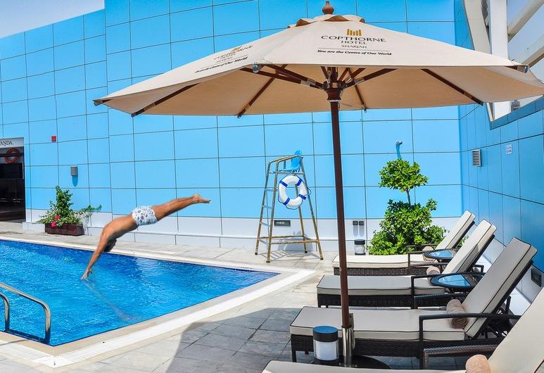 Copthorne Hotel Sharjah, Sharjah, Terraza o patio