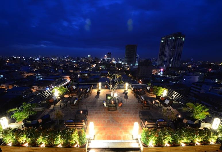 Kolab Sor Phnom Penh Hotel, Phnom Penh, Hotellounge