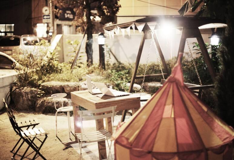 太空朵拉, 首爾, 花園