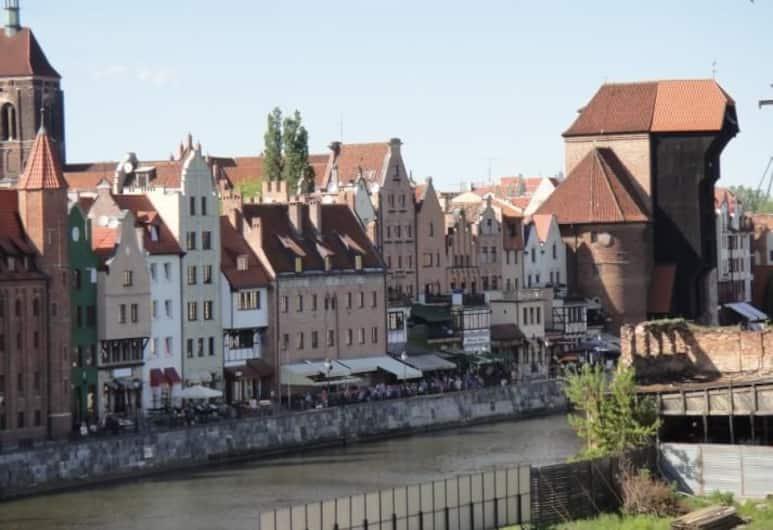 Kobza Haus, Gdansk, Výhľad z výšky