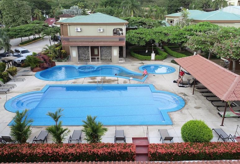Hotel & Villas Huetares, Playa Hermosa, Aerial View