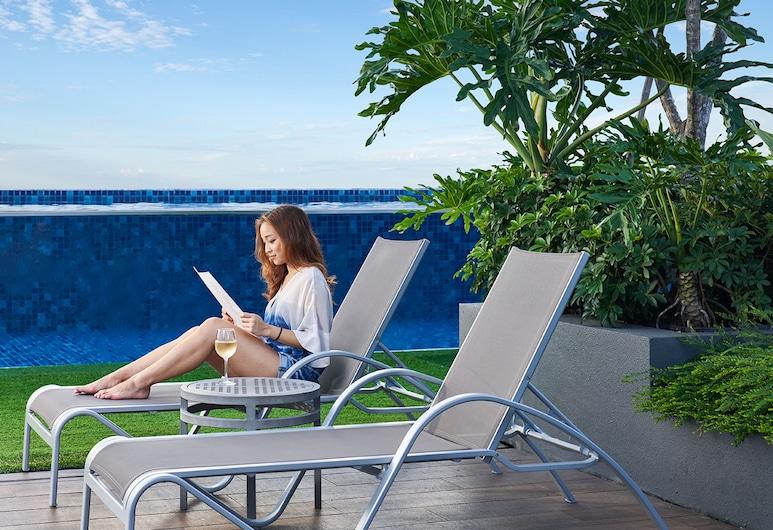Holiday Inn Express Singapore Clarke Quay, Singapore, Zwembad