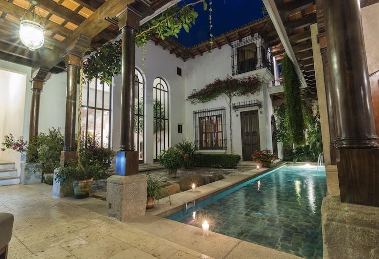 サン ラファエル ホテル, アンティグア グアテマラ, 7 Suite Santa Rosa, 部屋からの眺望