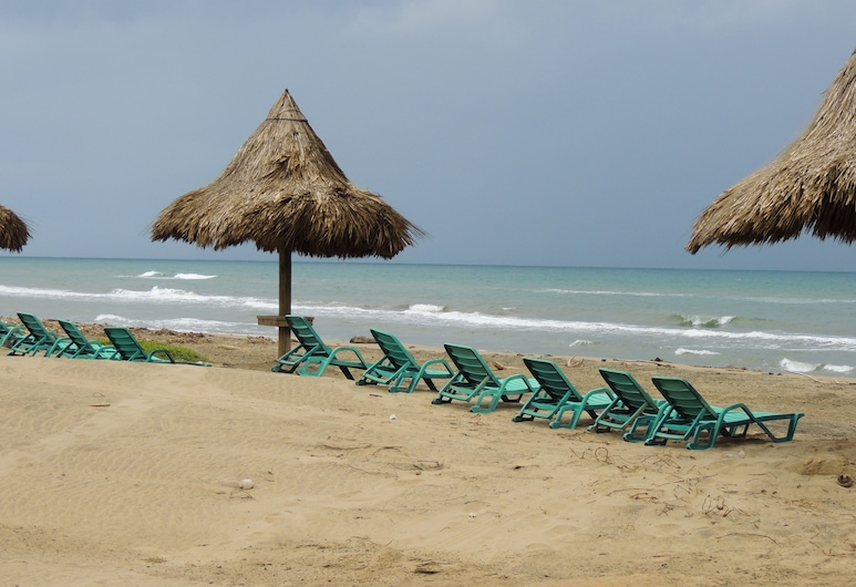 Trujillo Beach Eco-Resort, Barra de Chapagua, Pantai