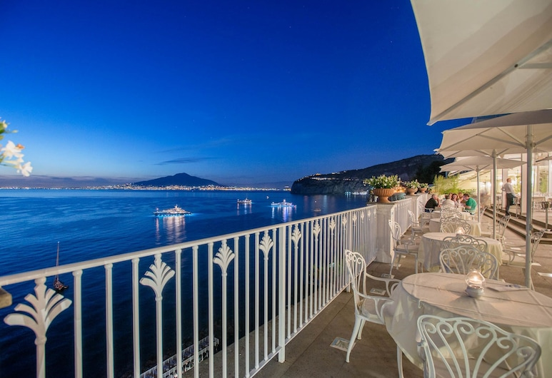 Grand Hotel Riviera, Sorrento, Bar Hotel