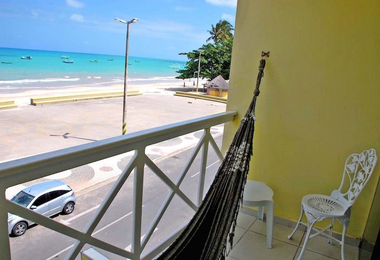 Pousada Tartaruga, Maragogi, Deluxe Double Room, Hot Tub, Sea View, Bilik Tamu