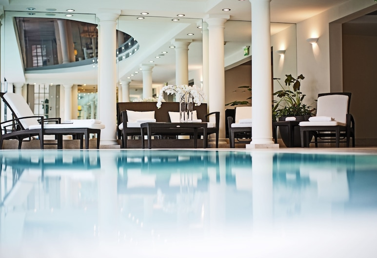 Palais Coburg Residenz, Vienna, Indoor Pool