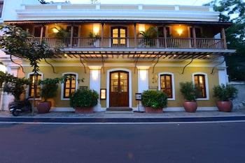 Picture of Palais de Mahé in Pondicherry