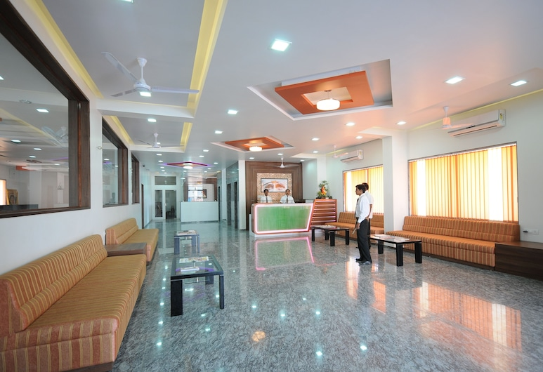 Hotel Sai Sangam, Shirdi, Tempat Duduk di Lobi