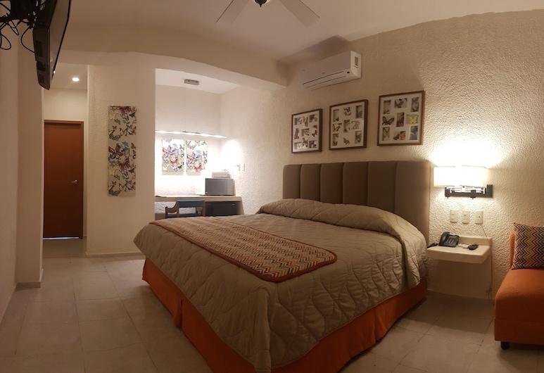 Hotel & Suites Nader, Cancún, Standardní pokoj, Výhled z pokoje