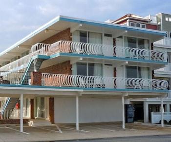 Wildwood Crest bölgesindeki Diamond Crest Motel resmi
