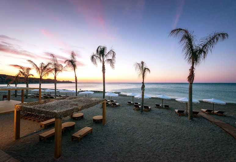 Mitsis Alila Resort & Spa – All Inclusive, Rodas, Playa