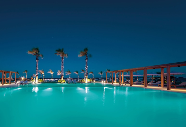 Mitsis Alila Resort & Spa – All Inclusive, Rodos, Basen odkryty