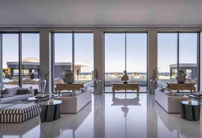 Mitsis Alila Resort & Spa – All Inclusive, Rodosz, Lobby