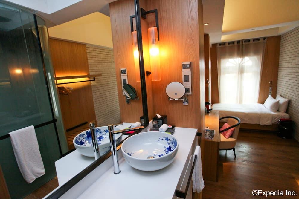 Standartinio tipo vienvietis kambarys (Cosy Room) - Vonios kambarys