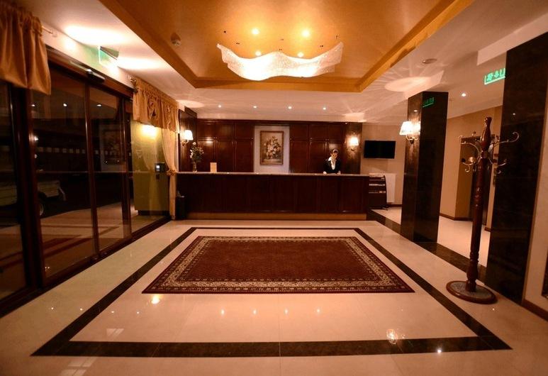 Spa Hotel Vita, Budweis, Lobby