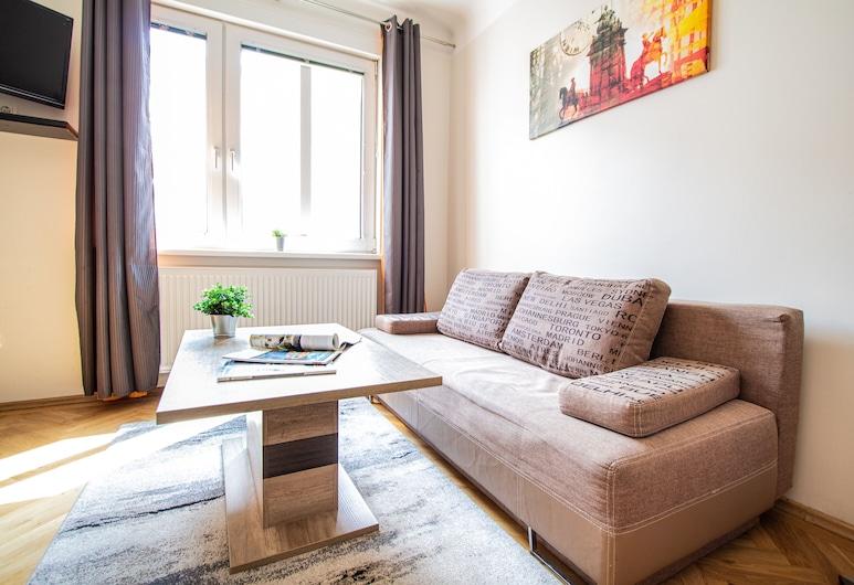 CheckVienna – Apartment Kroellgasse, Βιέννη, Διαμέρισμα, 1 Υπνοδωμάτιο, Καθιστικό