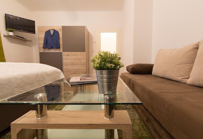 CheckVienna – Apartment Kroellgasse, Vídeň, Studio, Pokoj
