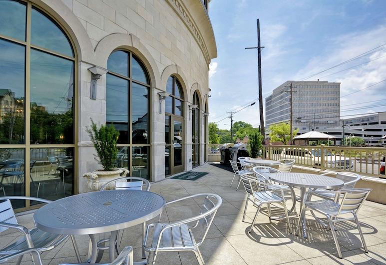 Homewood Suites by Hilton Nashville Vanderbilt, TN, Nashville, Terrace/Patio