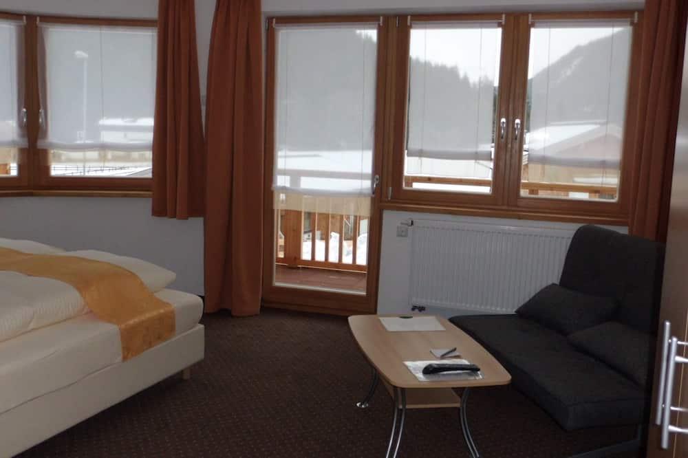 Comfort Studio, Mountain View, Mountainside - Living Area