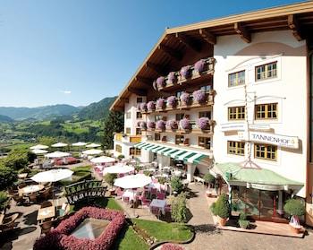 Foto van Tannenhof Alpines Lifestyle Hotel in Sankt Johann im Pongau