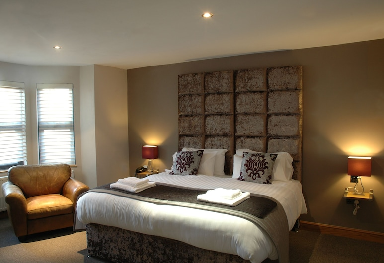 Homestay Hotel, Hounslow, Premier Double Room, Guest Room