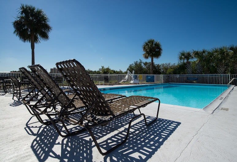 Magic Castle Inn and Suites, Kissimmee, Piscina all'aperto