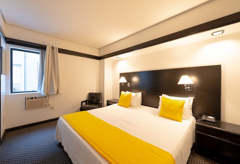 Normandie Design Hotel, Sao Paulo, Suite, 1 King Bed, Guest Room