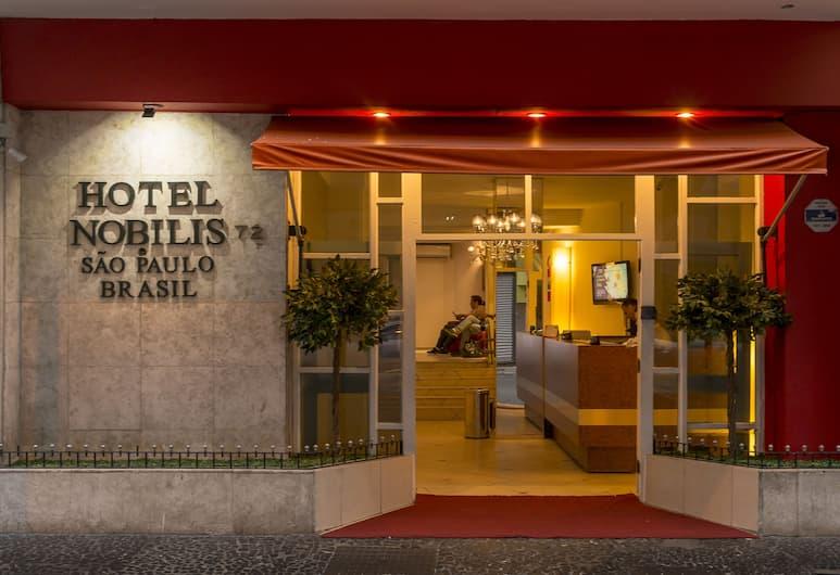 Hotel Nóbilis, Sao Paulo, Hotel Entrance