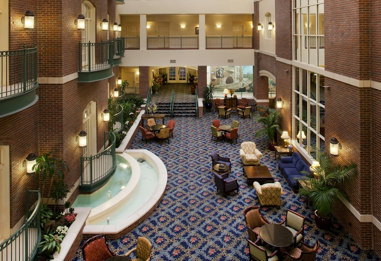 Hotel at Old Town, Wichita, Lobby Sitting Area