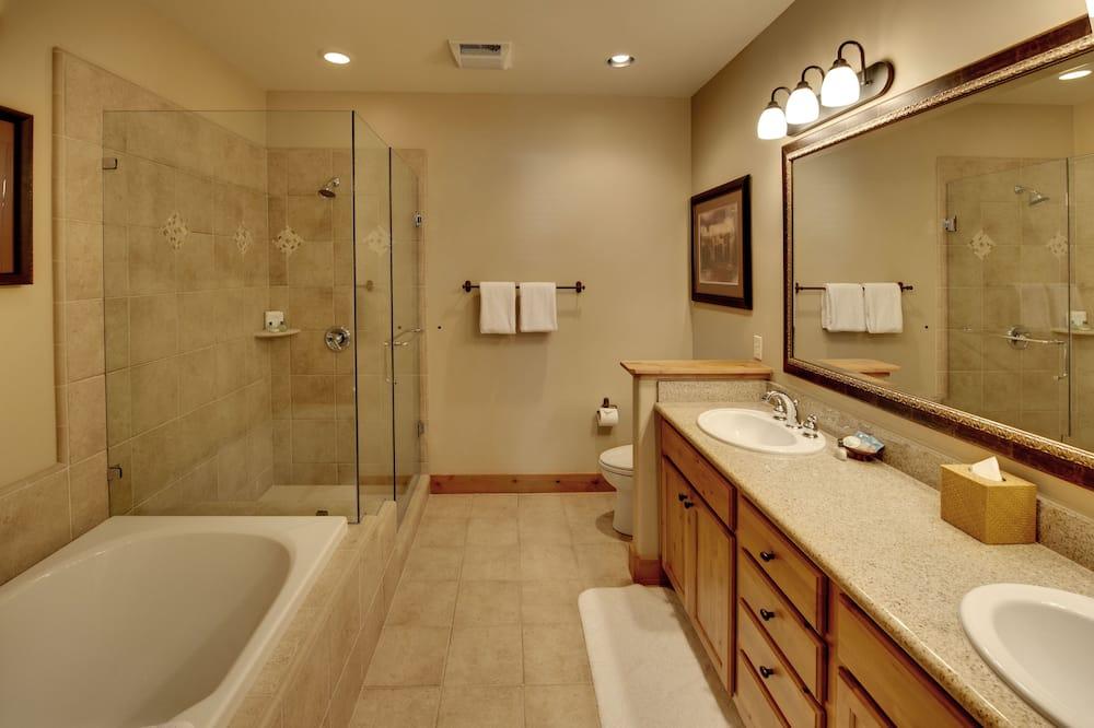 Appart'hôtel, 3 chambres - Salle de bain