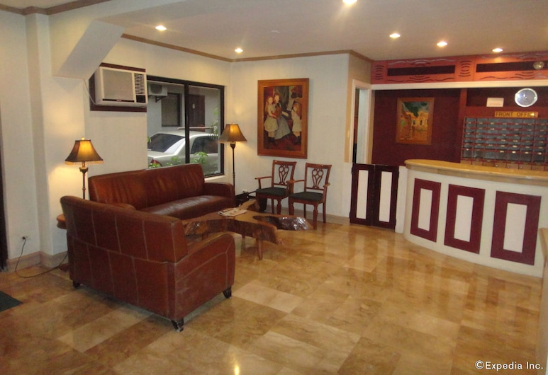 Beverly Boutique Hotel Cebu, Cebu, Lobi