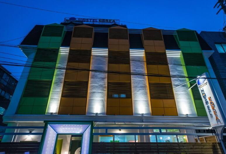 Hostel Korea 6th, Seoul, Hotel Front – Evening/Night