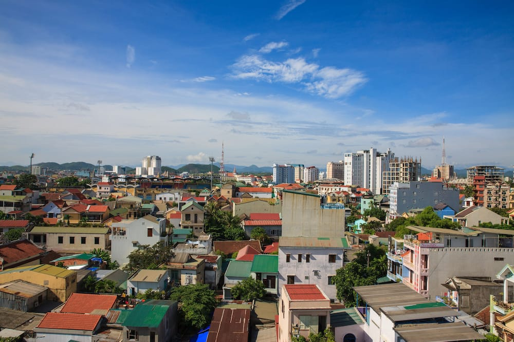 Junior Room - City View