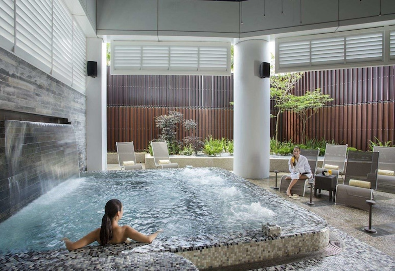 One Farrer Hotel, Singapore, Pool